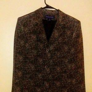 Preston & York Silk Jacket